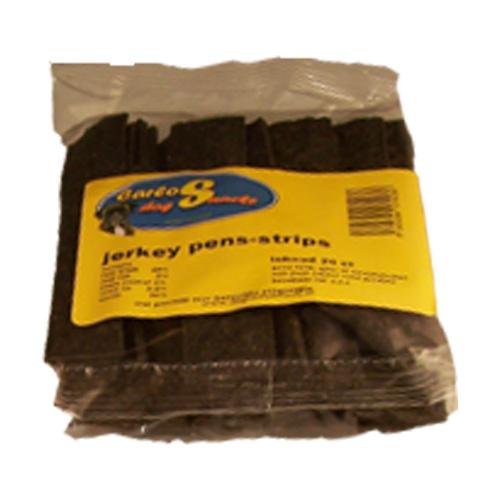 Hondensnacks | Jerkey pensstrips 20 stuks