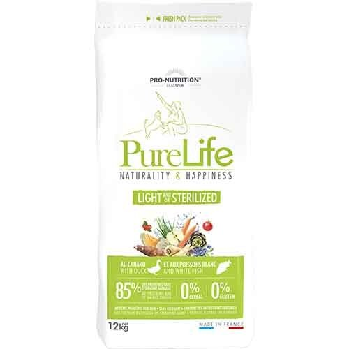 Pro-Nutrition pure life Light en Sterilized