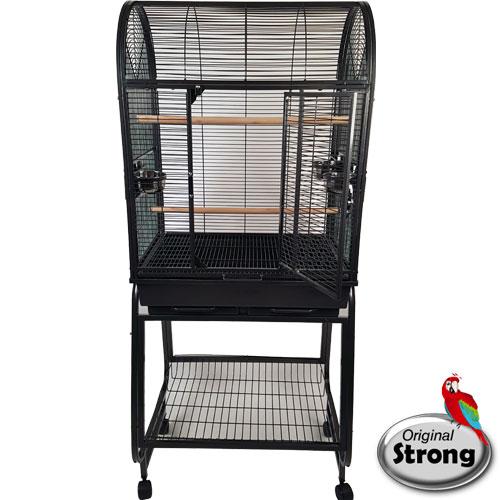 Papegaaienkooien | Papegaaienkooi Norma Medium Grijs