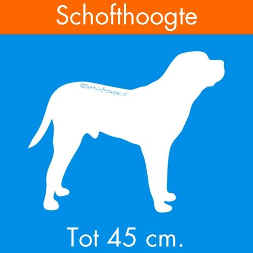 Autobench Pro 1 Small - Schofthoogte