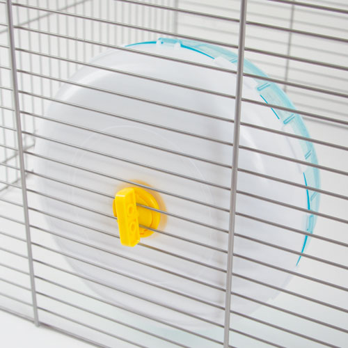 Huisjes en spelen | Hamster looprad hangend