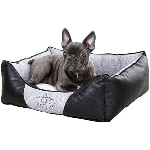 Hondenmand Chiara met strass steentjes