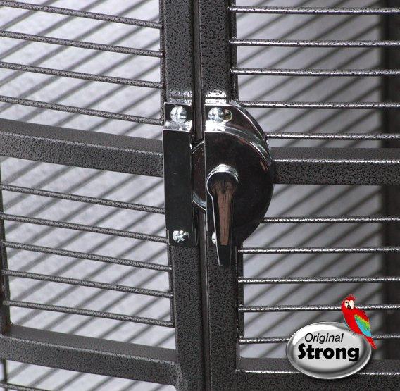 Papegaaienkooi Sofia deurslot