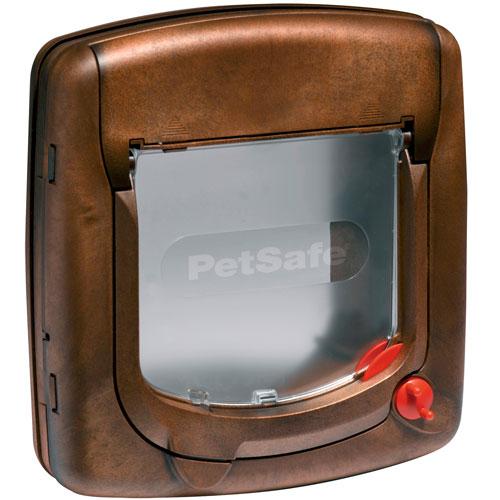 Staywell kattenluik 320 houtnerf - 3 jaar garantie