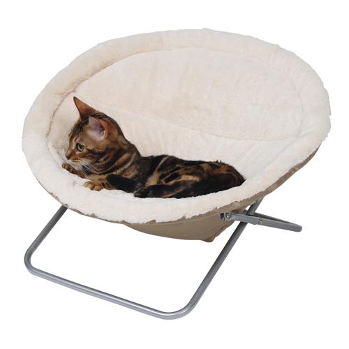 Kattenmanden en kattenkussens | Kattenligstoel Alice