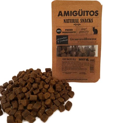 Kattensnack Amiguitos Rund | Glutenvrij