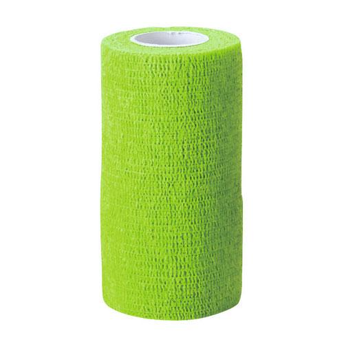 Zelfklevende bandage groen 5cm breed