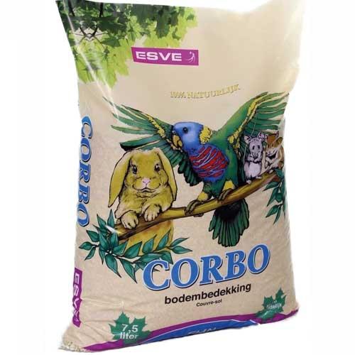 Corbo bodembedekking | Stofvrij | Milieuvriendelijk