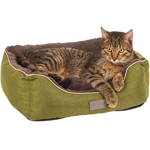 Kattenmanden | Kattenmand Samuel Groen/Grijs