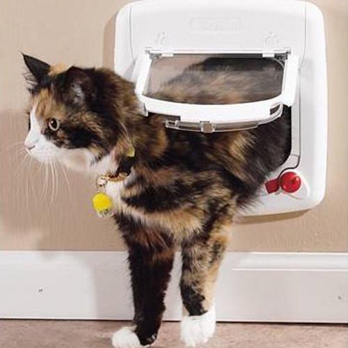 Petsafe Kattenluik 500 Infrarood - katten tot 7 kg.