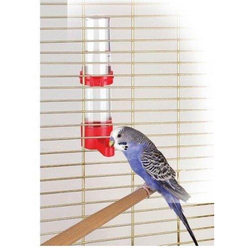 Kunststof drinkfles voor vogels | Inhoud: 65ml.