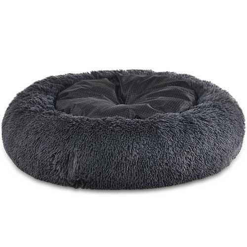 Hondenkussen Cuddle donkergrijs