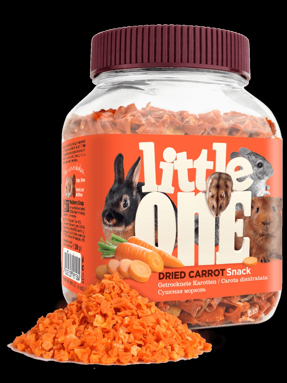 Little One Gedroogde wortels