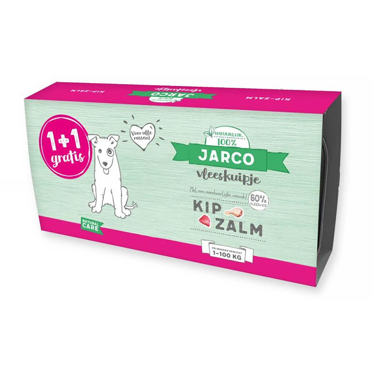 Jarco Dog Alu Kip-Zalm