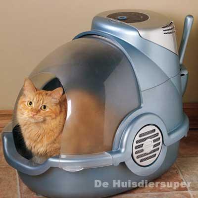 Kattenbak Bionaire - geavanceerde technologie