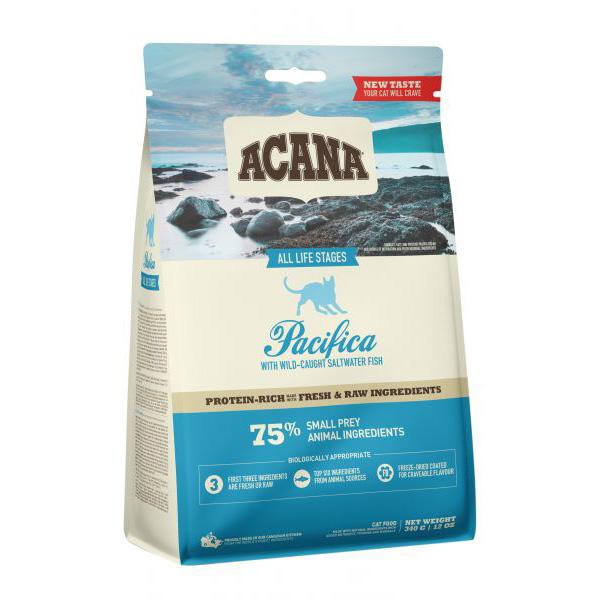 Acana Pacifica Kat 1,8 kilo