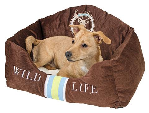Hondenmand Wild Life 50cm