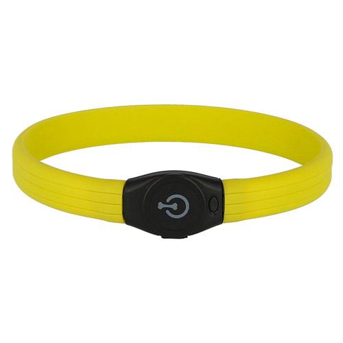 Maxi Safe LED veiligheidslicht voor langharige honden