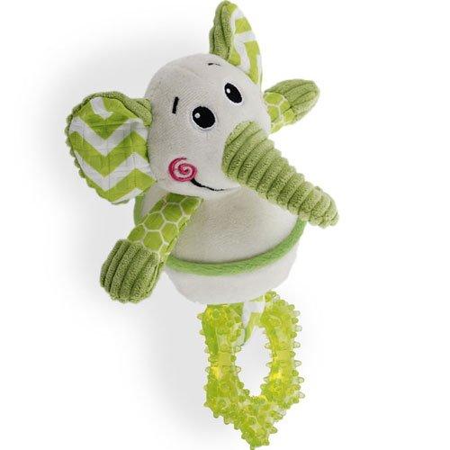 Interactief hondenspeelgoed   Little Buddy Goofy Elephant