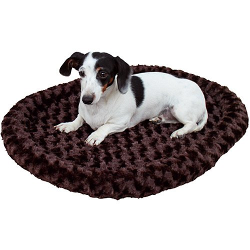 Hondenbed Sleepy Bruin | Hoge kwaliteit fleece