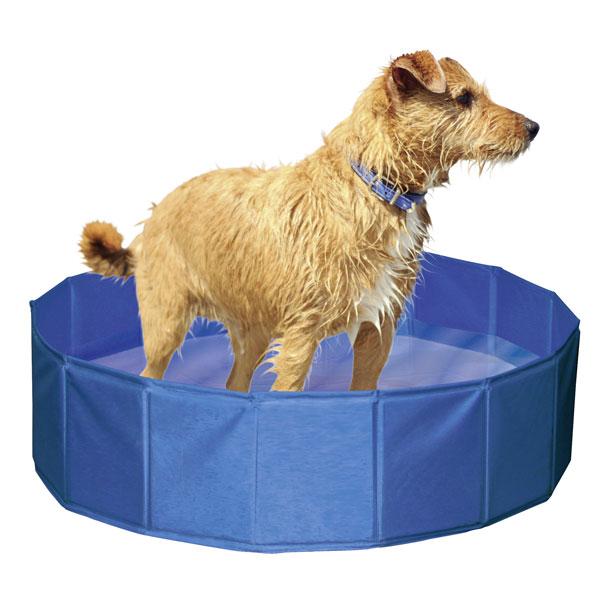 Hondenzwembad 120cm - gemaakt van extra sterk pvc