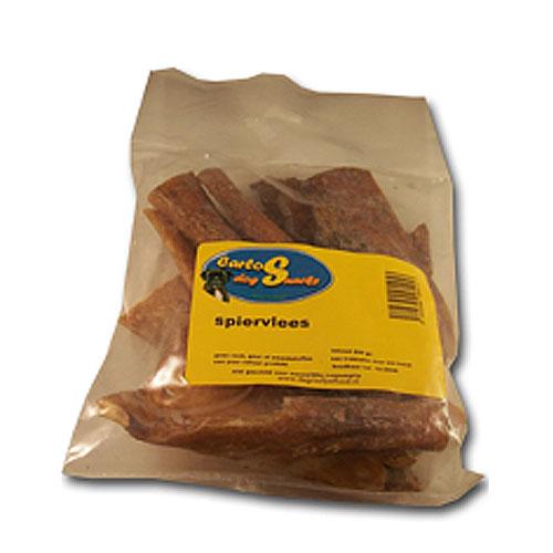 Gezonde hondensnacks | Spiervlees 200 gram