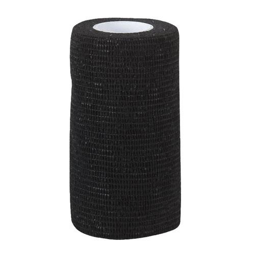 Zelfklevende bandage zwart 10cm breed