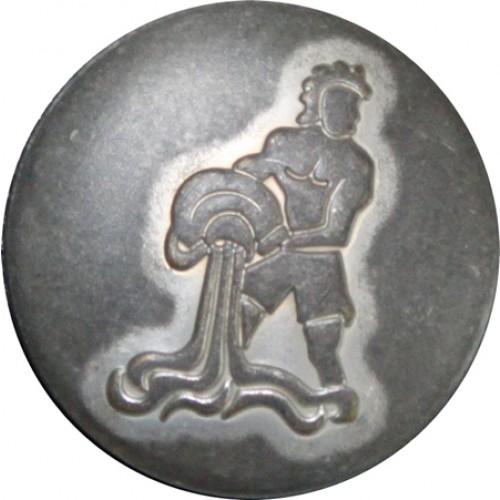 Waterman mat zilver