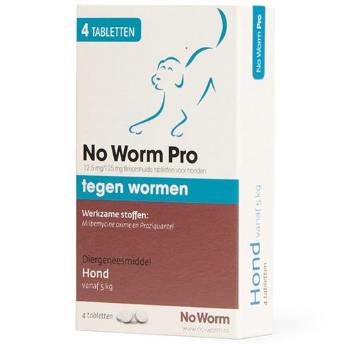 No Worm Pro Hond
