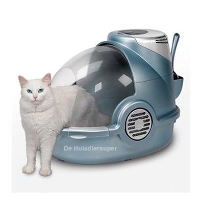 High tech kattenbak Bionaire Odor Grabber