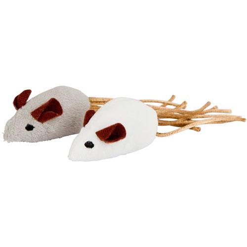Kattenspeelgoed | Speelmuis met ratel | Voorzien van CatNip