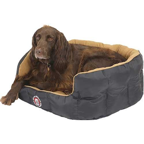 Hondenmand Doggy Bagg Teddy X-treme Zwart