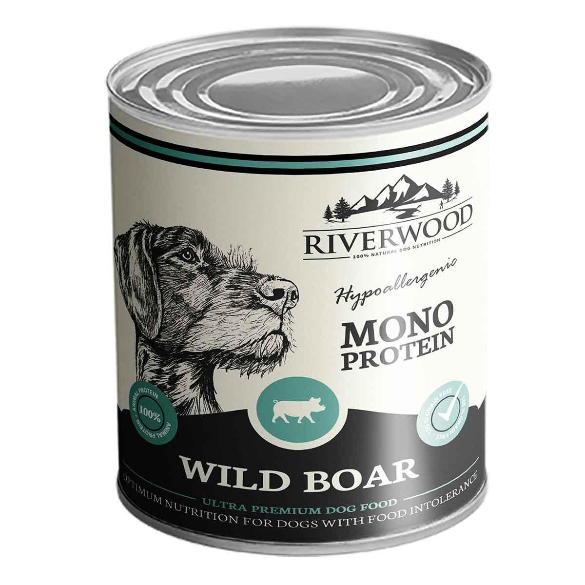 Mono Proteïne Wild Boar