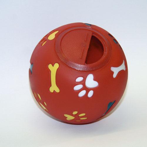 Hondenspeelgoed | Snackbal voor de hond | Met verstelbare opening