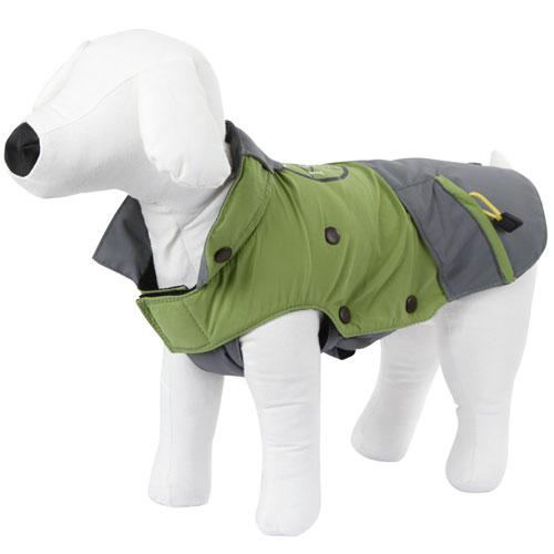 Hondenkleding | Hondenjas Vancouver Groen/Grijs