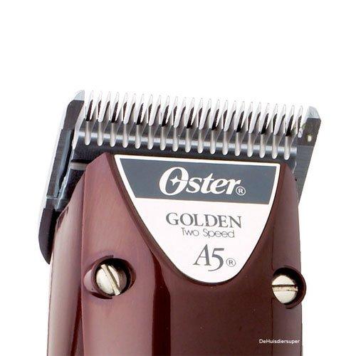 Paardenscheermachine Oster Golden A5 - 2 snelheden