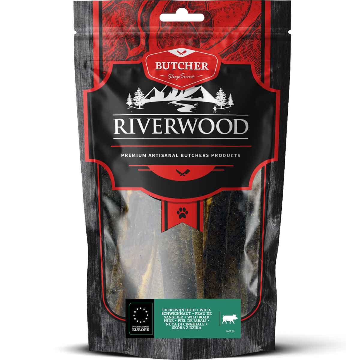 Riverwood Wild Everzwijn Huid