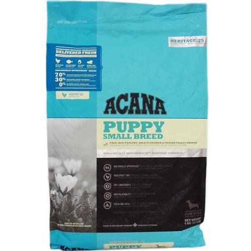 Hondenvoer | Acana Heritage | Acana Puppy Small Breed 6 kg.