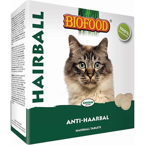 Biofood anti-haarbal