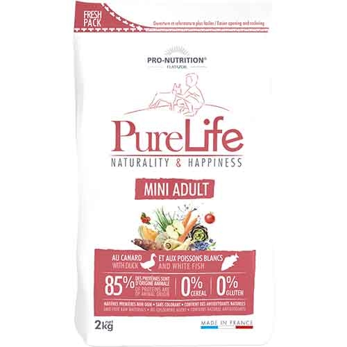 Pro-Nutrition Pure Life Mini Adult