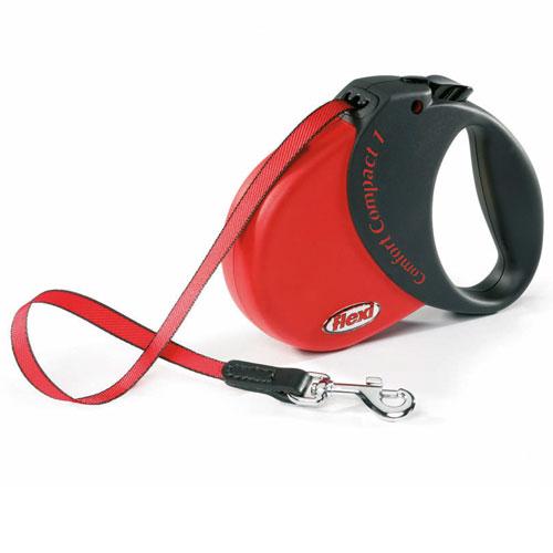 Flexi Comfort Compact 1 -voor honden tot 15 kg.